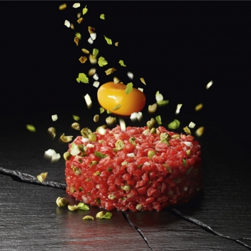 Charal - tartare